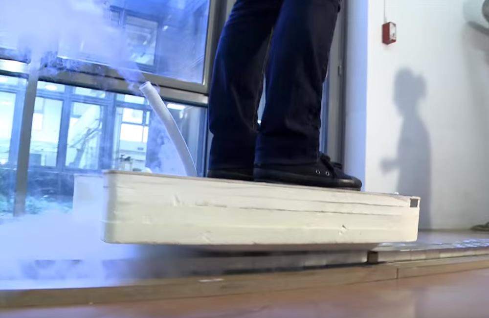 Quantum Levitation & Hoverboards?